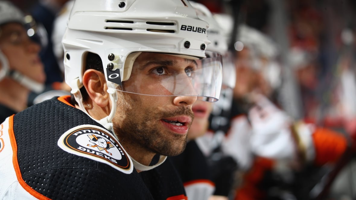 Andrew Cogliano suspended 2 games, snapping his ironman streak at 830 games