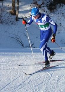 Will Rickard ski