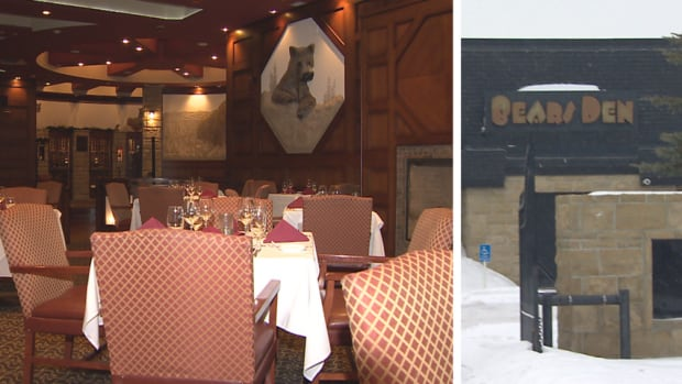 Bears Den restaurant, located in the community of Bearspaw just northwest of Calgary, is set to close after 14 years in business.