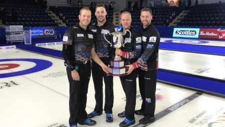 Brad Gushue guides North America to Continental Cup title thumbnail