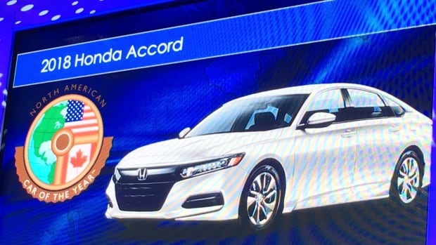 Honda, Volvo, Lincoln Win Vehicle Of The Year Awards At NAIAS
