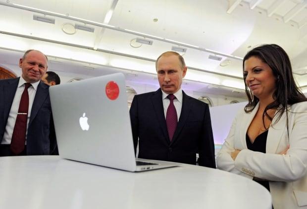 Russia US Media