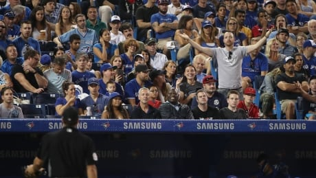 Blue Jays to extend protective netting at Rogers Centre thumbnail