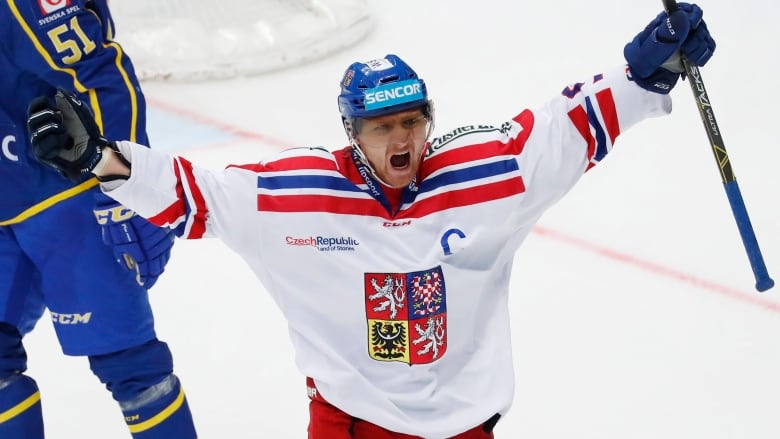Martin Erat To Captain Czech Olympic Hockey Team Cbc Sports