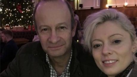 UKIP leader Henry Bolton and girlfriend Jo Marney