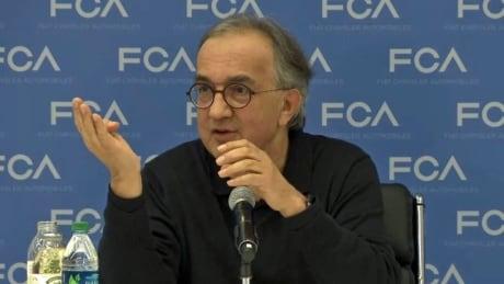 FCA, Sergio Marchionne