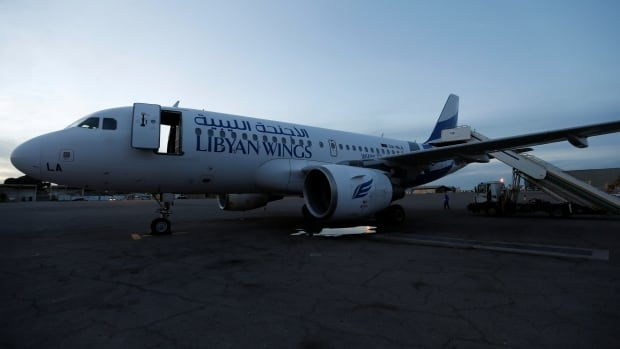 Armed group clashes leave nine dead at Libya airport