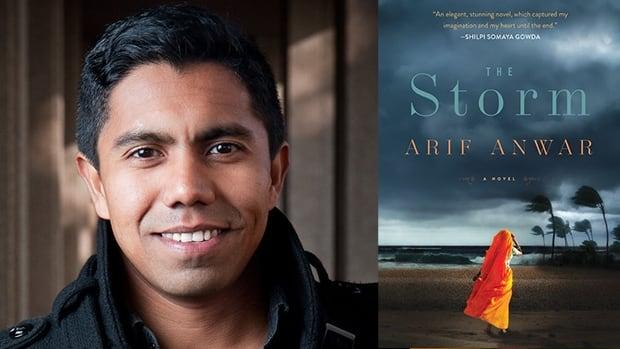 How The Storm novelist Arif Anwar makes sure his fictional characters feel real