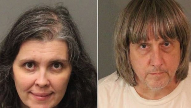 Parents Accused of Shackling, Torturing Their 13 Children