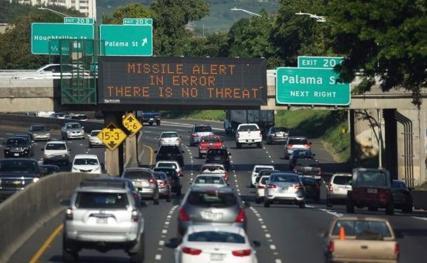 CORRECTION Hawaii Mistaken Missile Alert
