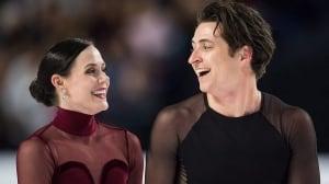 Figure skaters Tessa Virtue, Scott Moir named Canada's flag-bearers