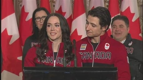Virtue and Moir: 'This is undoubtedly the pinnacle of our career'