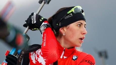 Rosanna Crawford Canada Biathlon Olympics