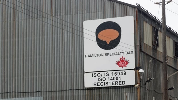 Local steelmaker Hamilton Specialty Bar is in receivership, and this week or next marks the end of the extra work for many of the unionized workers called back last month.