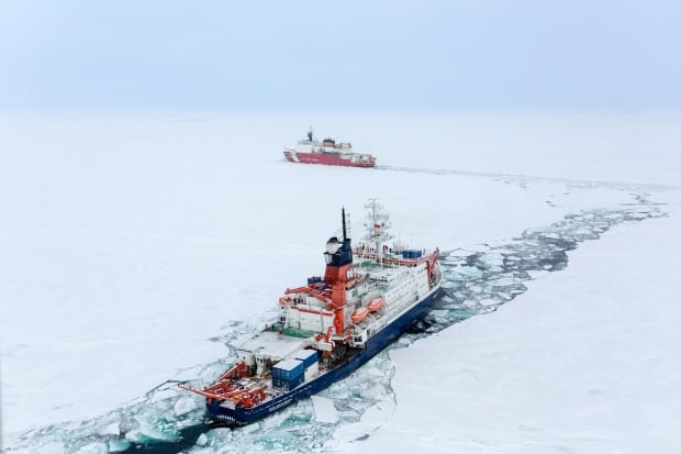 U.S. Coast Guard Cutter Healy  Warming climate could affect life in Arctic Ocean, says new study – North u s coast guard cutter healy