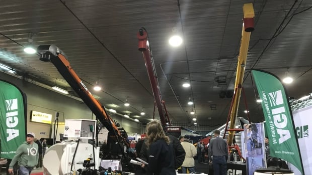 More than 50,000 people are expected to attend the 41st Manitoba Ag Days in Brandon this week. Manitoba Agriculture Minister Ralph Eichler was there for the opening Tuesday.
