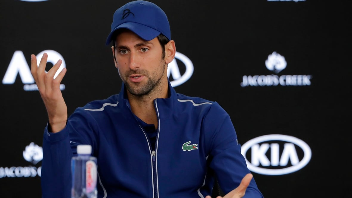 Roger Federer stunned by Novak Djokovic demand at Australian Open meeting