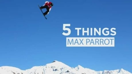 5 Things about Max Parrot