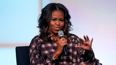 'She's such an inspiration' says Sask. woman of visiting speaker Michelle Obama thumbnail