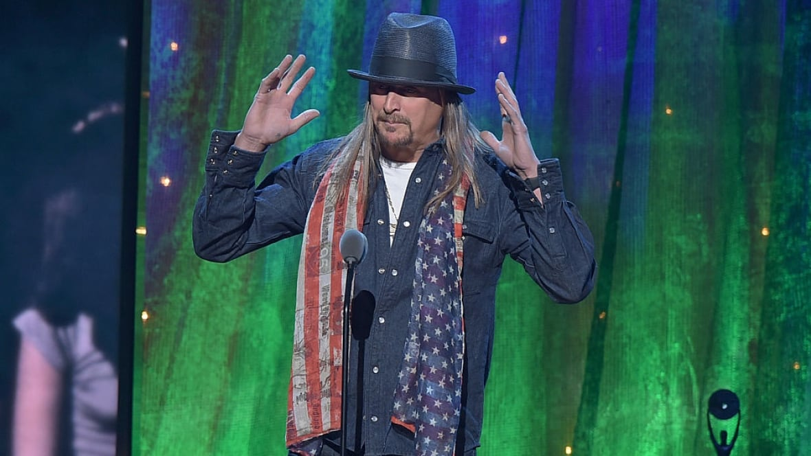 Kid Rock set to perform at NHL All-Star Game