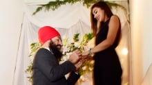 Singh Engaged 20180116
