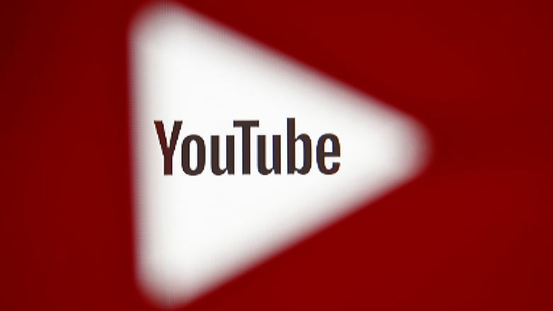 Image of: Fake 3dprinted Youtube Icon Is Seen In Front Of Displayed Youtube Logo In This Illustration Taken October 25 2017 Google Is Vowing To Have People Review Cbcca Youtube Pulls Ads From More Channels Over Offensive Content Cbc News