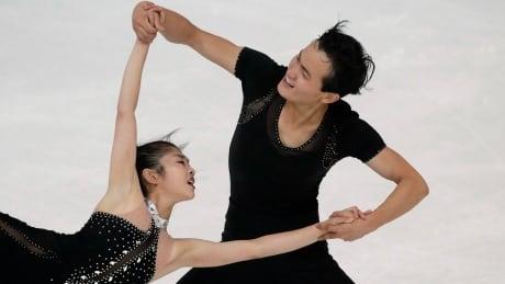 Olympics Figure Skating 2018 North Korea