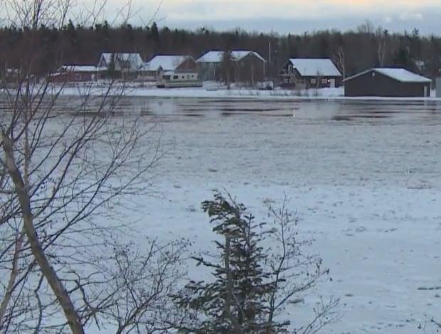Deer Lake water flood rising Humber