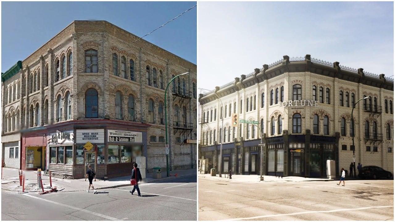 Saving Winnipeg: Restoring 2 of city's oldest buildings yields good