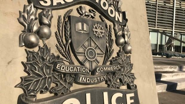 Saskatoon Police Service crest