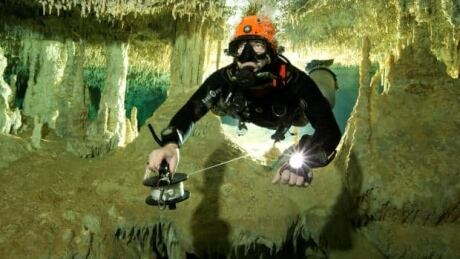world s biggest underwater cave found in mexico