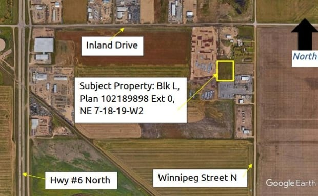 OneLeaf facility site plan