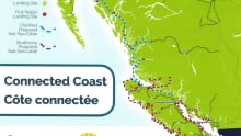 High speed B.C. coast internet