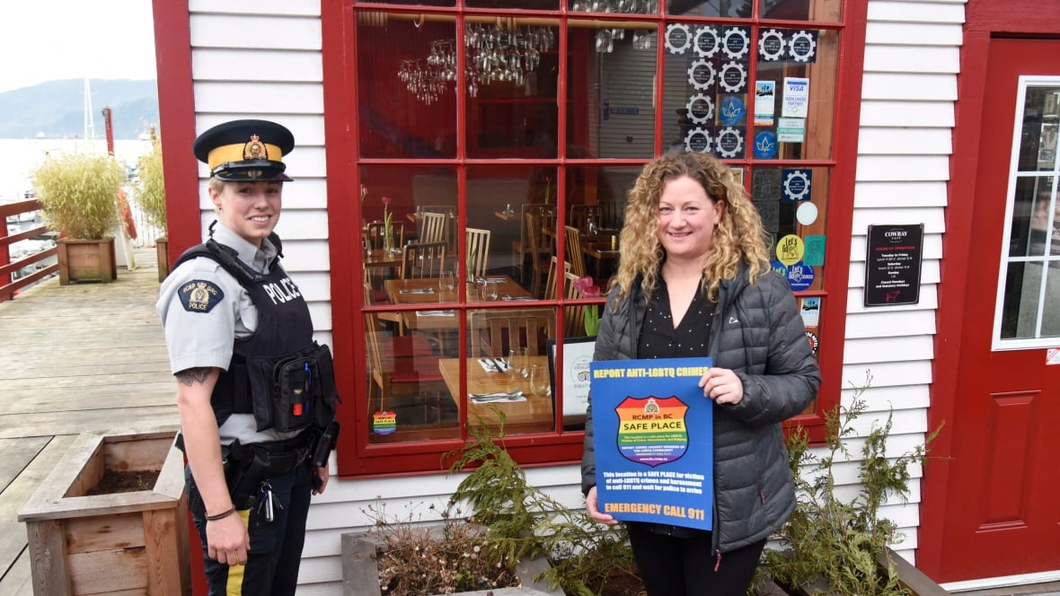Safe Place program for LGBTQ community launches in Prince Rupert, B.C.