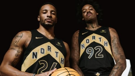 Raptors pair Drake jerseys with new charitable program