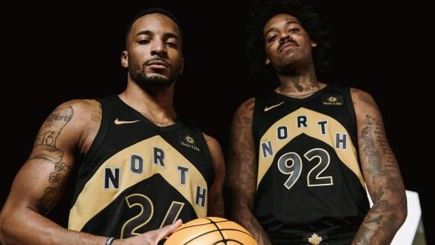 Raptors pair Drake jerseys with new charitable program  87cbc23d6