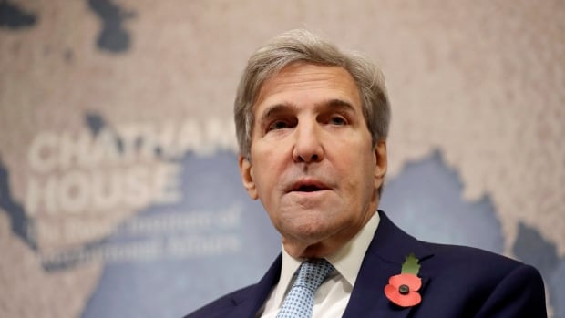 Former U.S. secretary of state John Kerry was on the Aga Khan's private island at the same time as Prime Minister Justin Trudeau's ill-fated family vacation during the 2016 Christmas break.