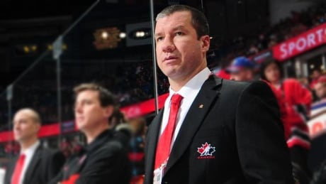 Cambridge's former NHL player Scott Walker goes to Olympics as coach thumbnail