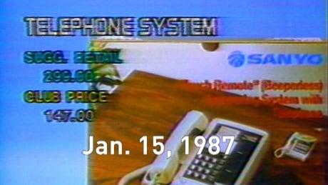 Jan. 15, 1987: Home shopping channel hits Edmonton TV screens thumbnail