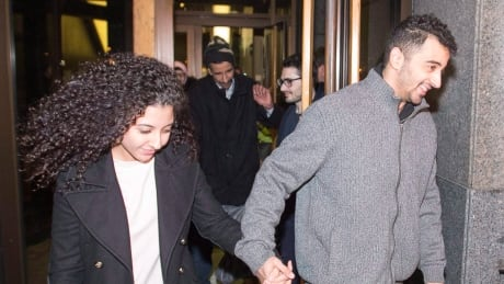 Montreal couple cleared of terror charges ready to sign peace bond | CBC