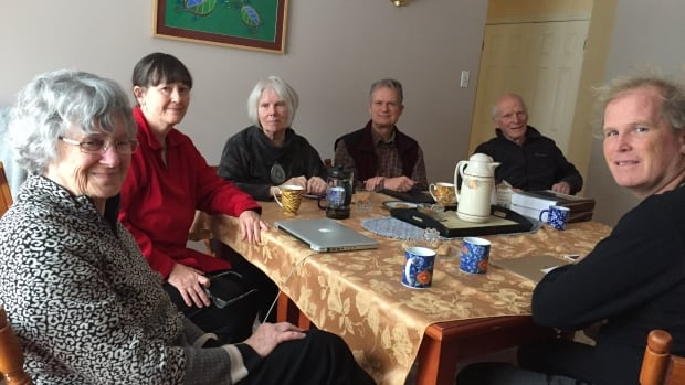 Concerned citizens, business owners and scientists met recently to plan their opposition to CNL's licence renewal application for Chalk River labs.