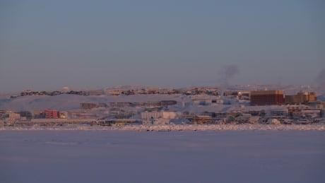 Iqaluit cityscape