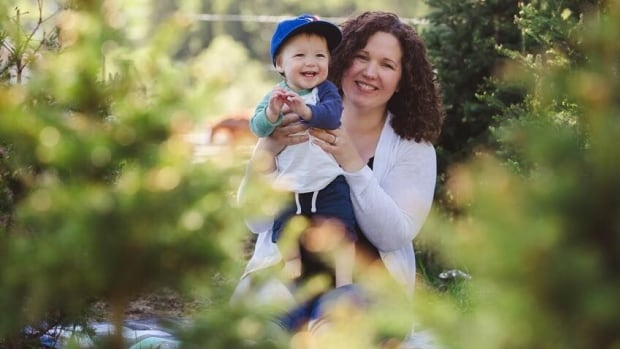Paula Weiss conceived her son Will at the Royal Alexandra Hospital in 2015. She is concerned clients there will no longer be able to benefit from services like IVF.