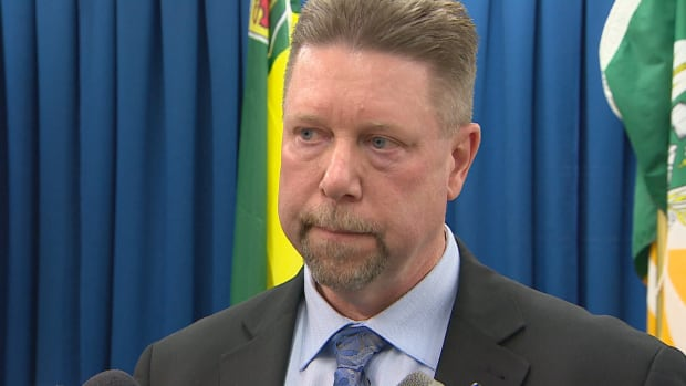 Before being named the new chief of the Saskatoon Police Service, Troy Cooper served 31 years with the Prince Albert Police Service.