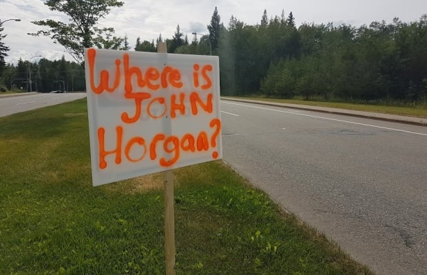 Where is John Horgan?