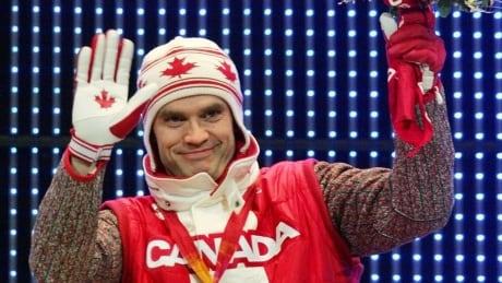 WINTER OLYMPICS MENS SKELETON CANADA SWITZERLAND TR5