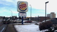 Burger King Lethbridge