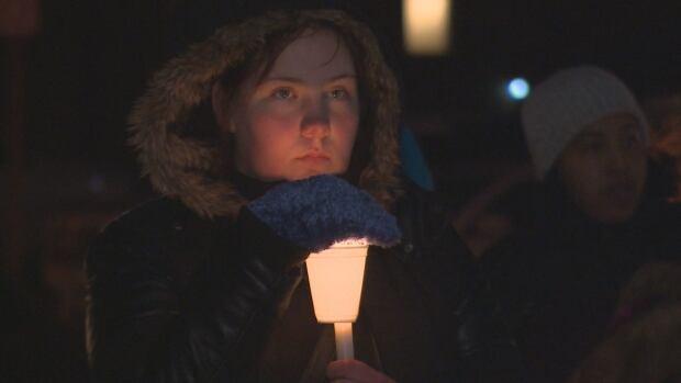 Hamilton vigil
