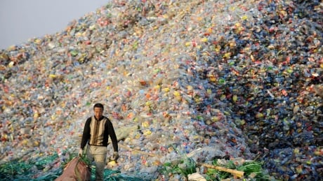 111 million tonnes of plastic waste will have nowhere to go by 2030 due to Chinese import ban: study