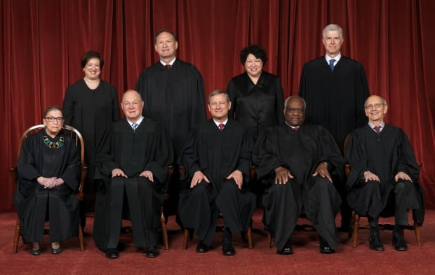 The Roberts Court, 2017